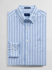 Blue striped shirt Gant - 3060500
