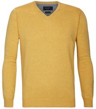 Load image into Gallery viewer, Yellow cotton pullover Profuomo -PP0J000120-22