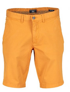 Orange cotton short State of Art - 10675