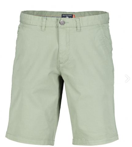 Olive cotton short State of Art - 10675
