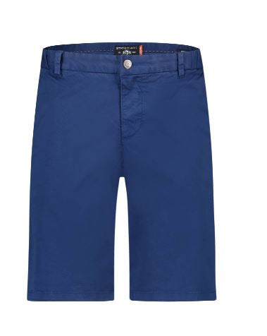 Blue cotton short State of Art - 11677