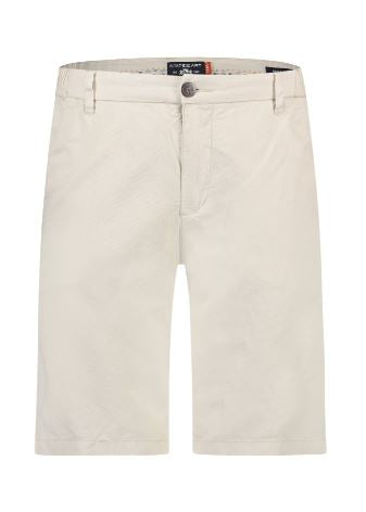 Ecru cotton - linnen short State of Art - 11682