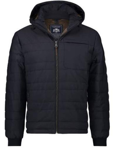 Navy outdoor jacket State of Art - 20611