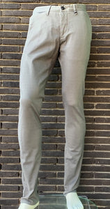 Grey cotton trousers Sidney Zilton - 16