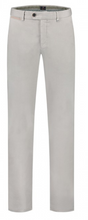 Load image into Gallery viewer, Beige cotton regular fit trousers Magnus Zilton - 14