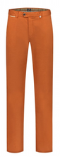 Load image into Gallery viewer, Papaya cotton regular fit trousers Magnus Zilton - 14