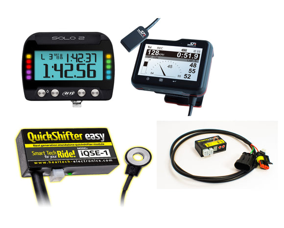Electronics, Lap Timers and Accessories