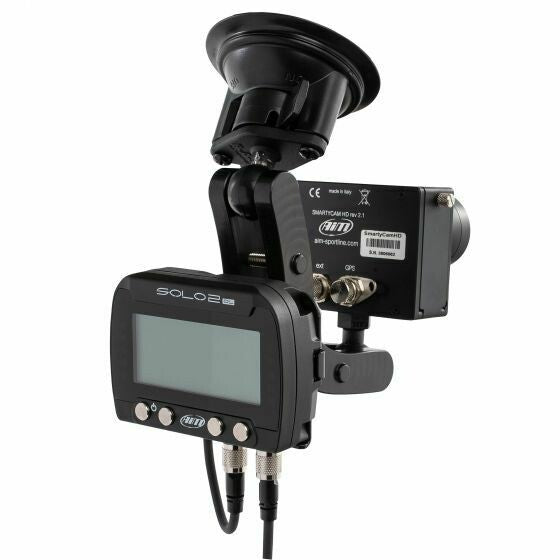 AIM Track day Suction Mount for SmartyCam HD and Solo 2
