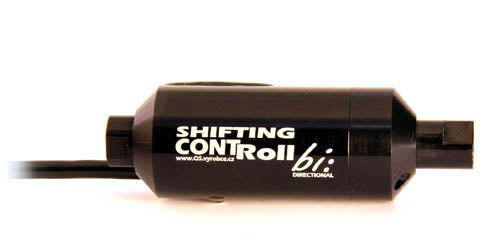 Shifting Controll Shift Sensor - Dual PUSH / PULL Type to suit Power Commander III USB