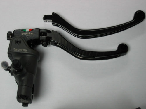 Pazzo Racing Lever to suit Brembo RCS Brake Master Cylinder