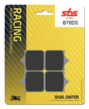 SBS Racing Brake Pads DS Compound