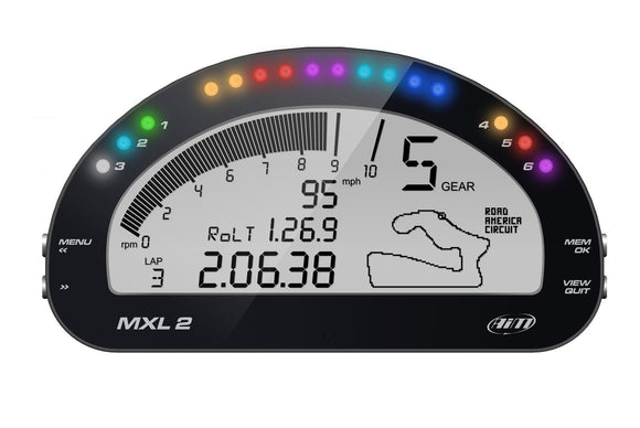 AIM MXL2 Dash Logger (Free Delivery)