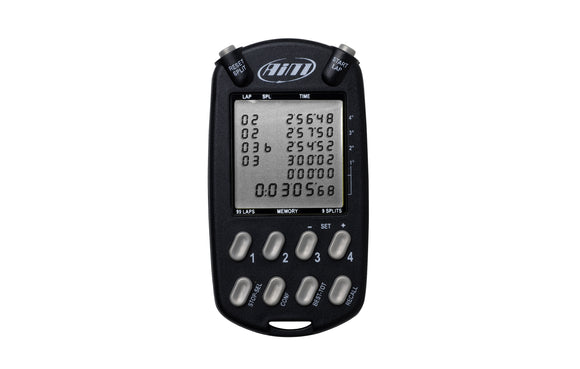 AIM MulitChron Hand Held Digital Stopwatch