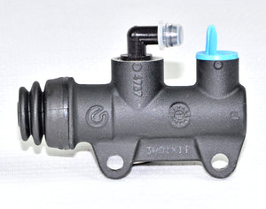 Brembo Rear Brake Master Cylinder PS11B - 40mm Mounting Holes Side Outlet (10477610)