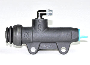 Brembo Rear Brake Master Cylinder PS13C - 40mm Mounting Holes Rear Outlet (10477660)