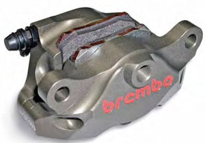 Brembo Rear Caliper Supersport CNC P2 34 Titanium 84mm Mount (120A44110)