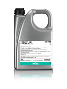 Motorex Coolant M5.0 Concentrate