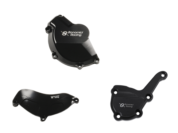 Bonamici Racing Engine Cover Protection - BMW S1000RR (2017-2018) (Free Delivery) CP006C
