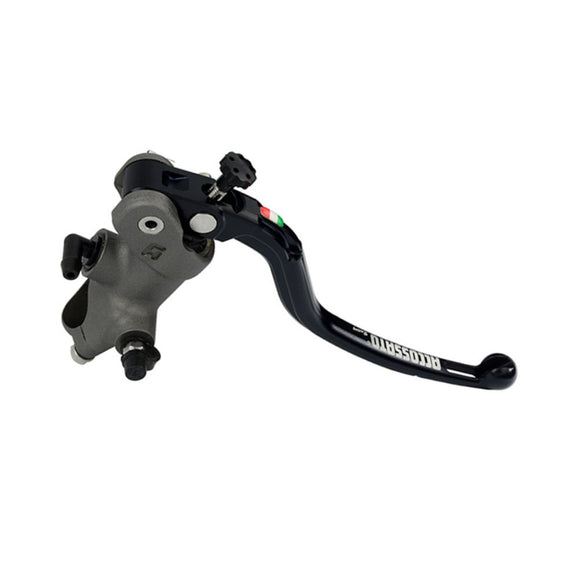 Accossato 17 X 18 Forged Radial Brake Master Cylinder for twin-disc systems Fixed Lever (CY074)