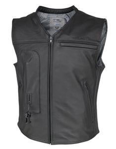 Helite Custom Vest Black (Free Delivery)