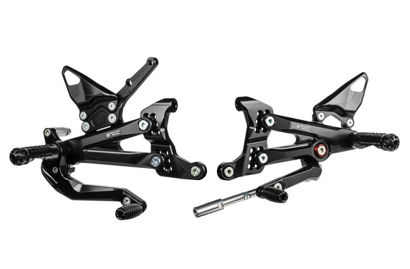Bonamici Racing Rearsets - Ducati Panigale V4 (2018-) (Free Delivery) DV4