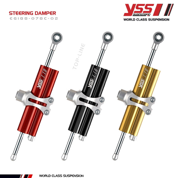 YSS Suspension Steering Damper (Aprilia) (Free Delivery)