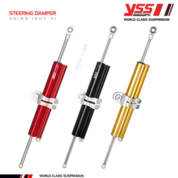 YSS Suspension Steering Damper (Buell) (Free Delivery)