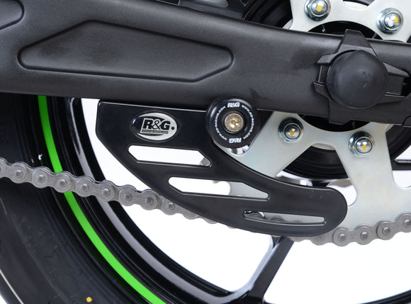 R&G Toe Chain Guards - Road Racing Toe Guard (TG0005BK)