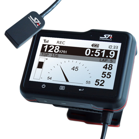 SpeedAngle Apex GPS Lap Timer - Free Australian Delivery + Free Silicon Case