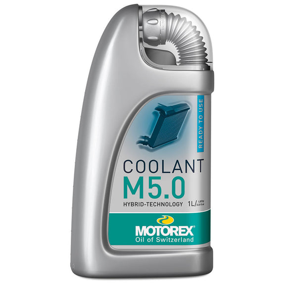 Motorex Coolant M5.0 Ready To Use