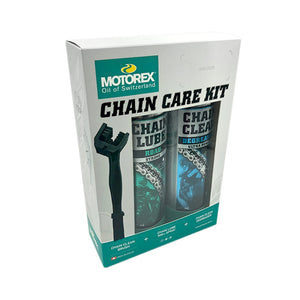 Motorex Racing Chain Maintenance Pack