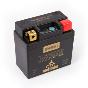 Motocell Lithium Gold Battery (Free Delivery)