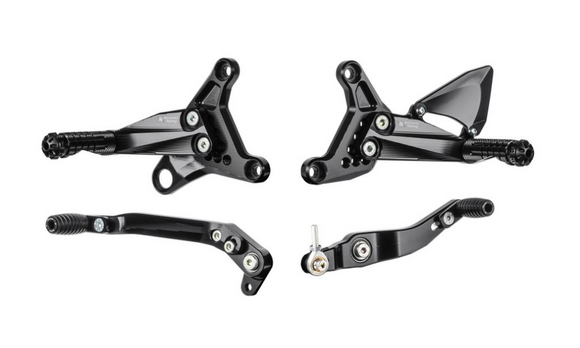 Bonamici Racing Rearsets - MV Agusta F3 / B3 Brutale Dragster (Free Delivery) MV02