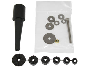 RAM Fork Stem Mount Hardware Pack With Rubber Expansion Plug (RAM-HAR-B-342U)