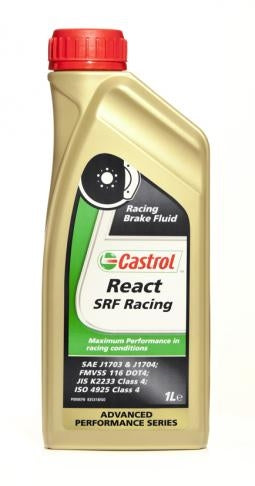 Castrol React SRF Brake Fluid 1L