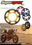 Supersprox Stealth Rear Sprocket 520P