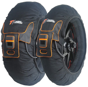 Thermal Technology Evo Tri Zone Tyre Warmers