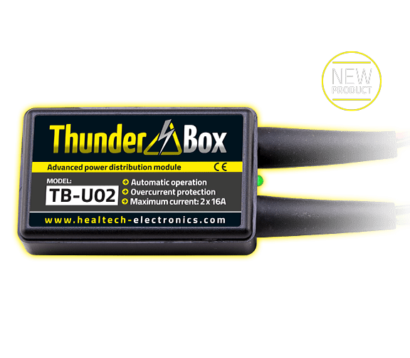 Healtech Thunderbox Advanced Power Distribution Module TB-U02