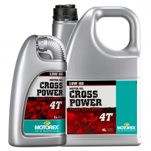 Motorex Cross Power 4T Oil