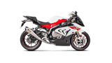 Akrapovic Full Racing Titanium / Stainless Steel System - BMW S1000RR (2015-2018) S-B10R3-CZT