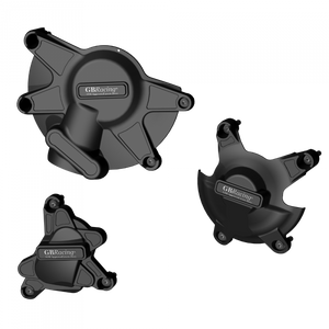 GBRacing Engine Case Cover Set for Yamaha YZF-R1 2009-2014 (EC-R1-2009-SET-GBR) (Free Delivery)