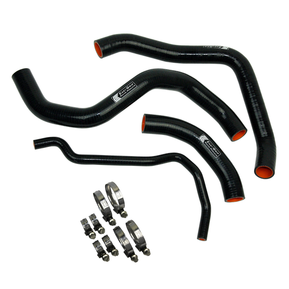Eazi-Grip Silicon Hose and Clamp Kit - Suzuki GSXR1000 (2017-2020) (HOSEKITSUZ005)