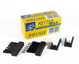 KettenMax Classic Chain Cleaner Replacement Brushes