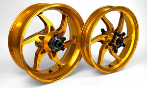 Core Moto APEX-6 Ultralight Forged Wheels (Pair) Ducati