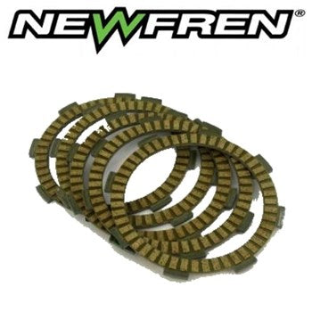 NewFren Clutch Kit Fibres F2914