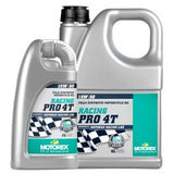 Motorex Racing Pro 4T Oil (Pick Up Only)