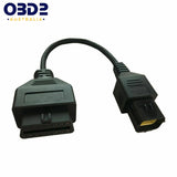 HUSQVARNA DIAGNOSTIC TOOL OBD2 ADAPTOR CABLE (CAHUSQ6P)