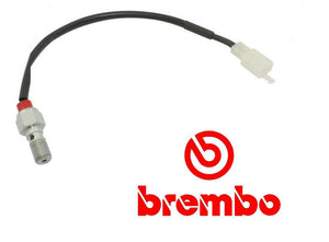 Brembo Brake Light Pressure Switch - Single Banjo