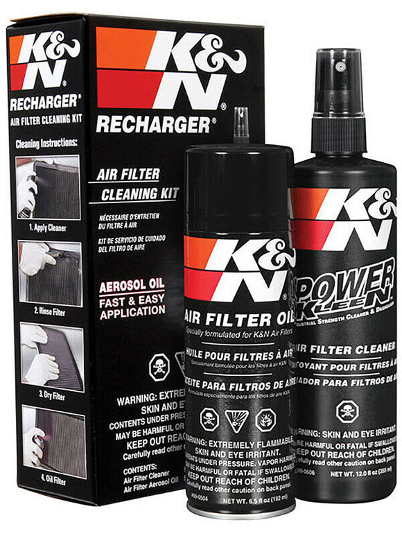 K&N Filter Care Service Kit (99-5000)