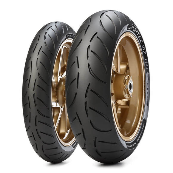 Metzeler Sportec M7RR Tyres (Pick Up)